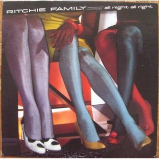 Ritchie Family - All Night All Right