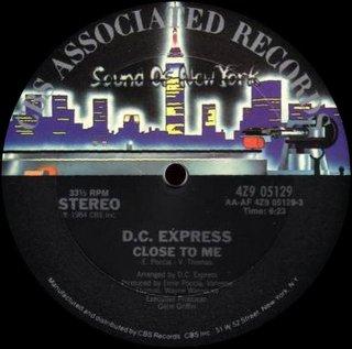 D.C. Express - Close To me