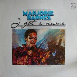 Marjorie Barnes - Point Blank