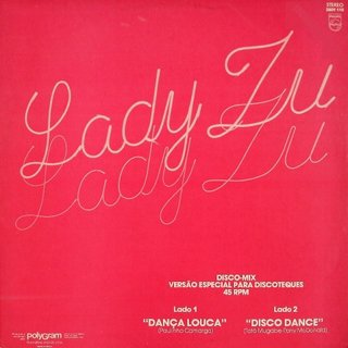 Lady Zu - Dança Louca / Disco Dance