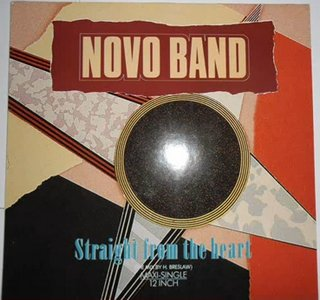 Novo Band - Straight From The Heart (The Mix)