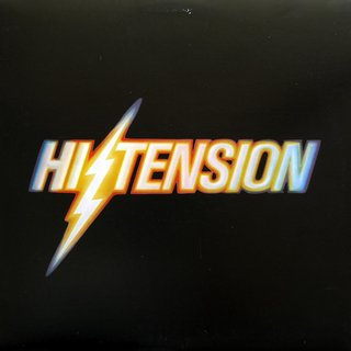 Hi-Tension - Hi-Tension