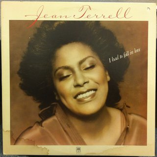 Jean Terrell - I Had To Fall In Love
