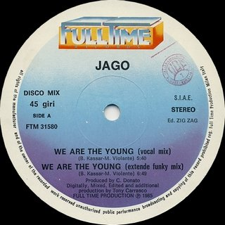 Jago - We Are The Young (Vocal Mix)
