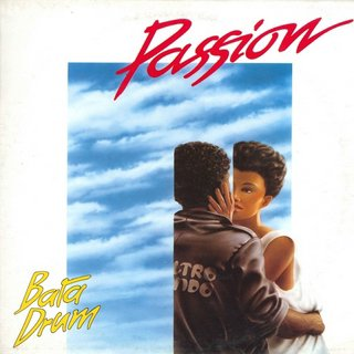 Bata Drum - Passion