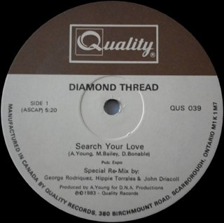 Diamond Thread - Search Your Love