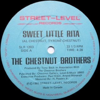 The Chestnut Brothers - Sweet Little Rita