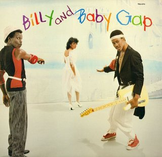 Billy And Baby Gap - Billy & Baby Gap