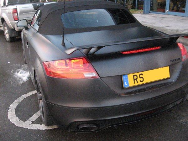 Audi TTRS MTM
