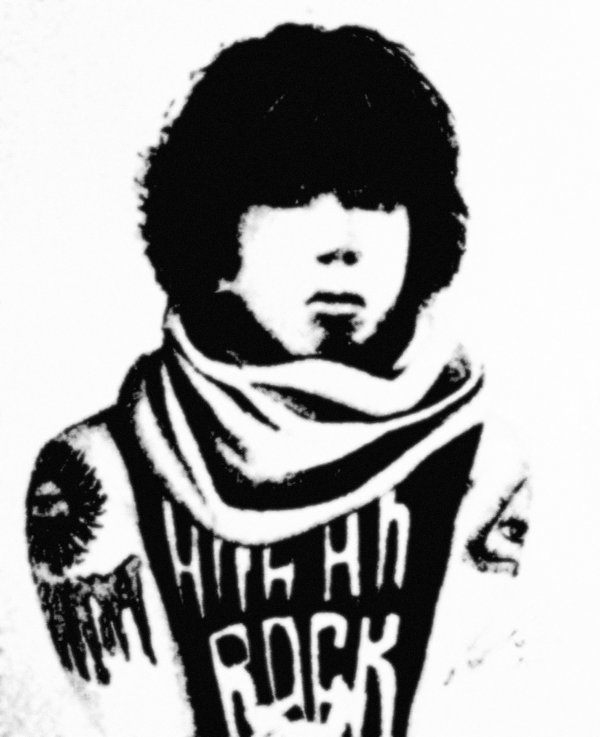 Taka from ONE OK ROCK / Drawing by YumeKim
