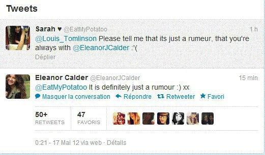ce n'était qu'une rumeur!!