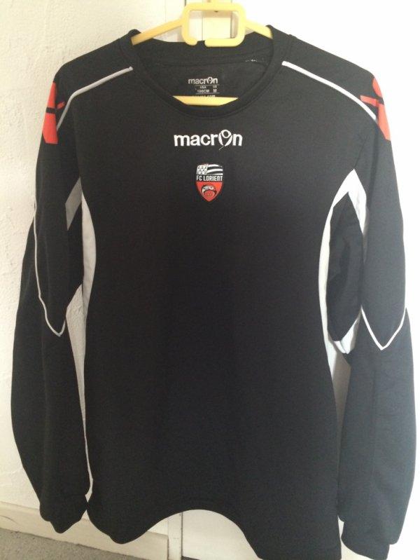 Équipement entraînement FC Lorient