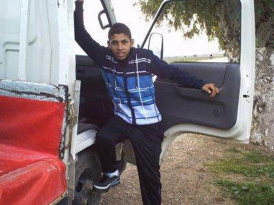 moi et le camions