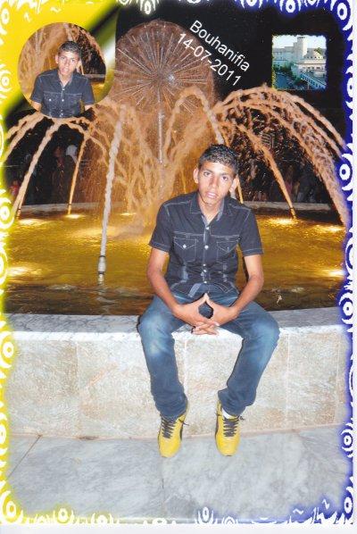 Ici, dans un bel endroit à Oran (bled)