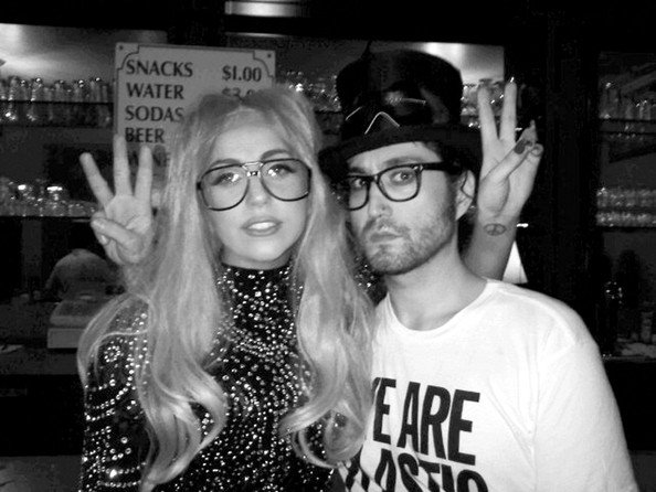 Lady GaGa & Sean Lennon