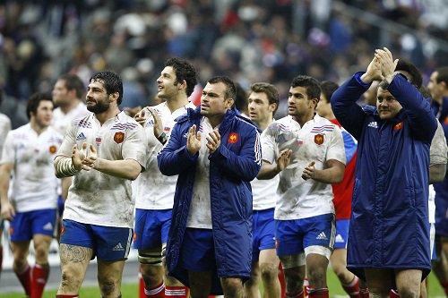 ~~ ~~ Matchs de préparations / Coupe du Monde 2015 ~~ ~~