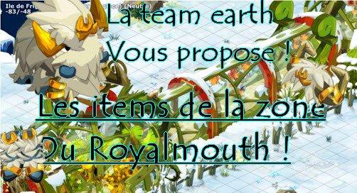 Royalmouth 7 Comptes !/ Nouveau commerce !/ Autres