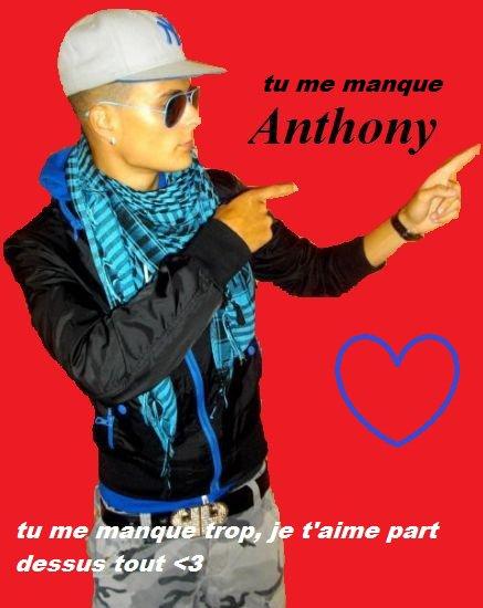 ANTHONY (repose en paix) PTIT ANGE PARTI TROP TOT