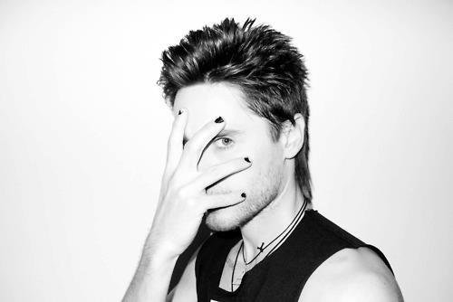 Jared by Terry Richardson (2 Septembre 2011)