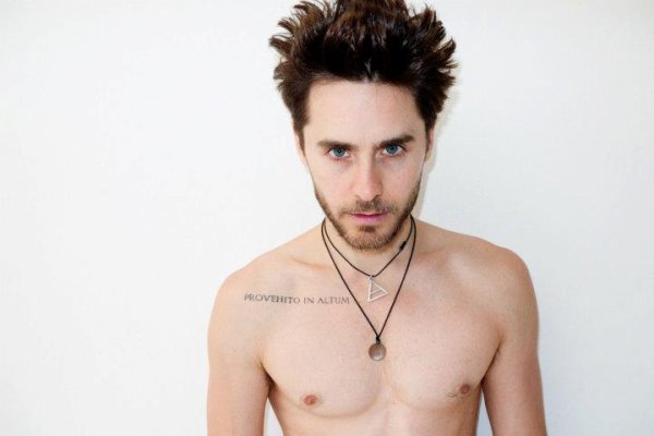 Jared by Terry Richardson (24 Septembre 2011)