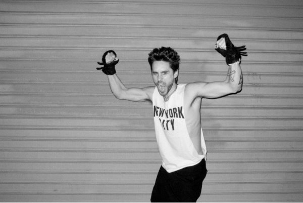 Jared by Terry Richardson (13 et 19 Septembre 2011)