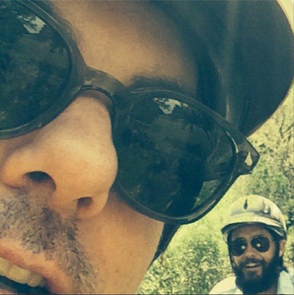 Photos instagram de Jared, Shannon et Babu