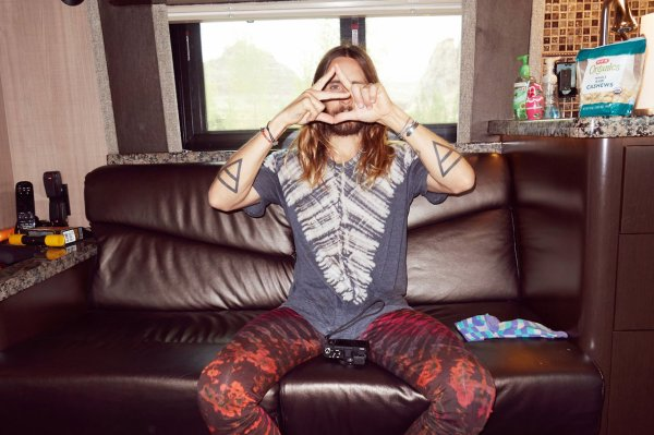 Jared and Shannon by Terry Richardson-15 septembre 2014