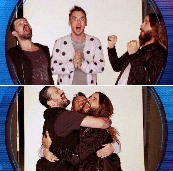 MTV EMA 2014 30STM WON BEST ALTERNATIVE