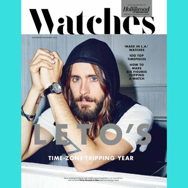 Hollywood Reporter Watches