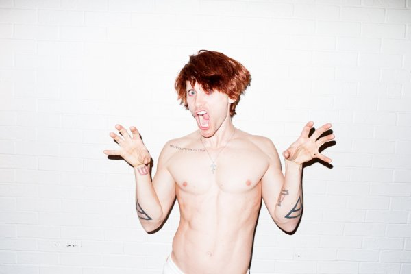 Jared by Terry Richardson- 21 mai 2015
