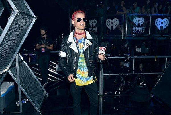Jared iHeartRadio Music Festival