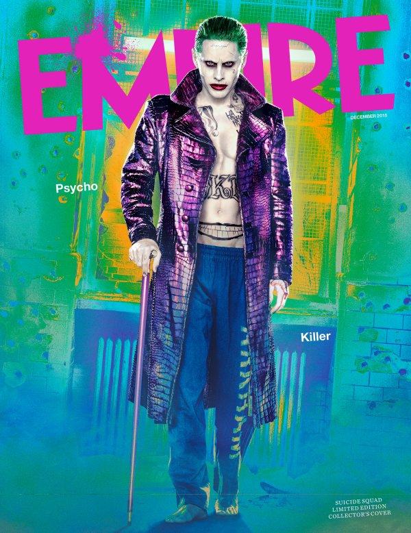 Empire Magazine Edition Spéciale Suicide Squad