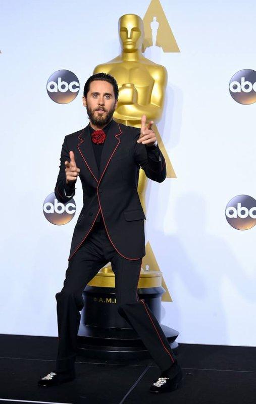 88ème cérémonie des Oscar avec Jared (partie 1)