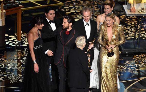 88ème cérémonie des Oscar avec Jared (partie 2)