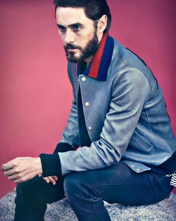 Jared Leto GQ Mexico magazine mai 2016