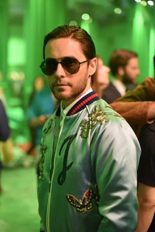 Fashion Week de Milan (20 juin) Jared pour Gucci