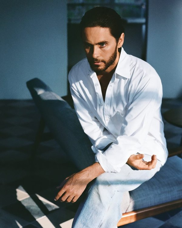 Jared dans Rolling Stone (août 2016)