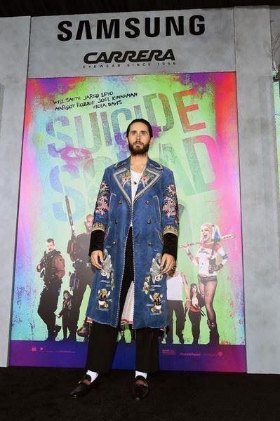 Suicide Squad - 1ère mondiale à New York