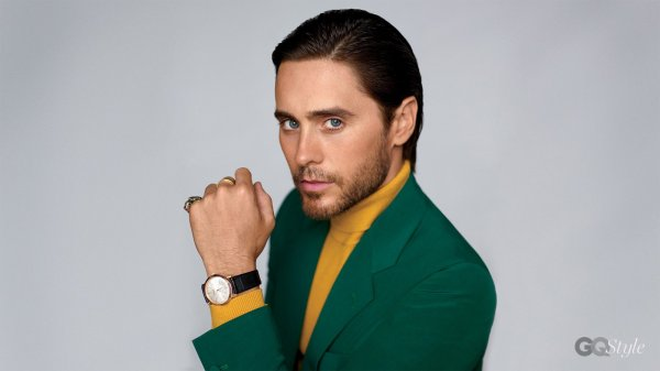Jared dans GQ Style