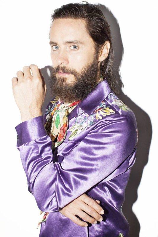 Jared dans Musik Express Magazine (novembre 2017)