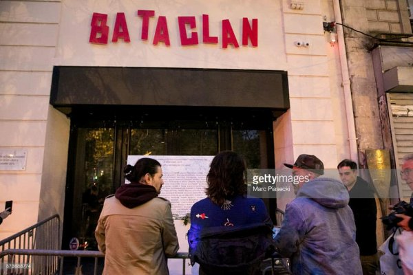 Thirty devant le Bataclan (13/11/2017)