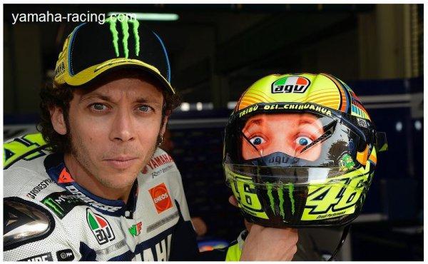 Valentino devant tous les pilotes en 2014?