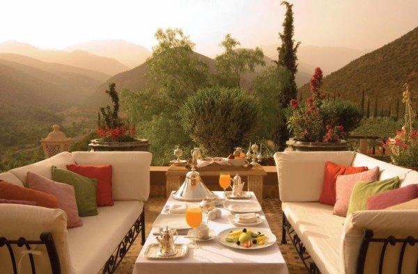 un jour inchalah en ira sud agadir prend notre petiti dejeuner t lé deux amour