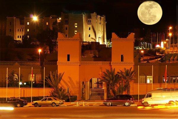 hotel merzouga sahara marocain