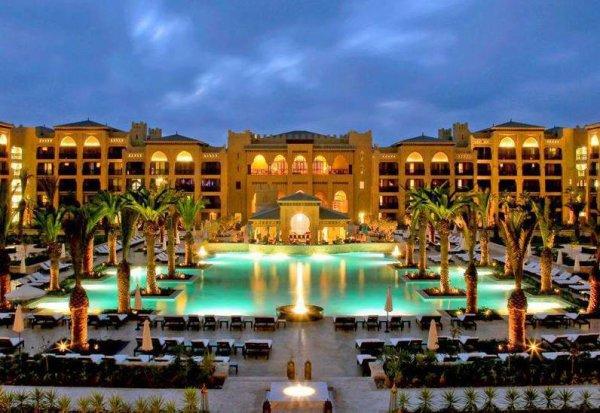 hotêl à marrakech