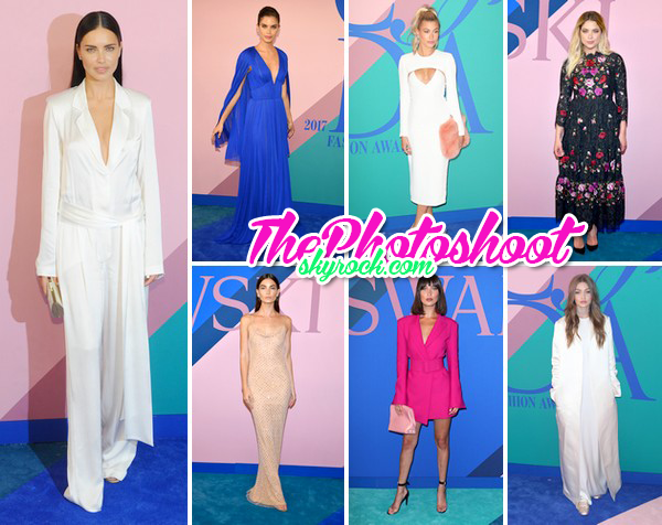 Tenues aux CFDA Fashion Awards