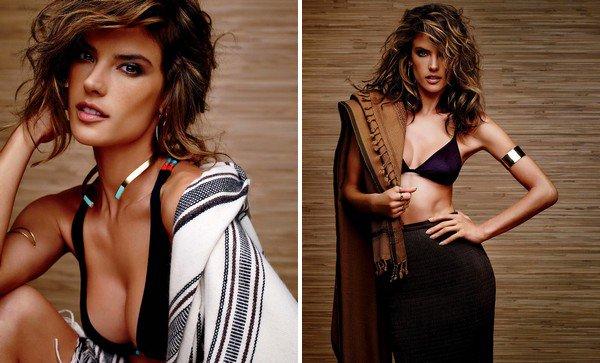 Alessandra Ambrioso pour Ocean Drive Magazine