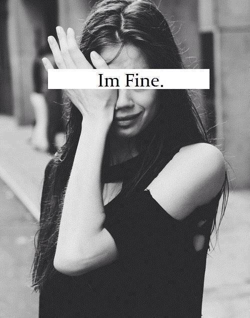 La tristesse.