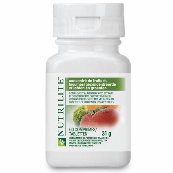 Concentré de Fruits et Légumes NUTRILITE™ (60 comprimés/31 g)