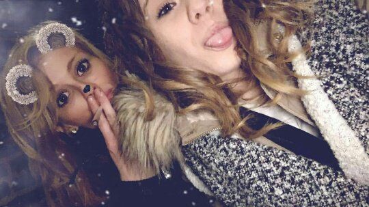 Ma belle soeur et moi ❤